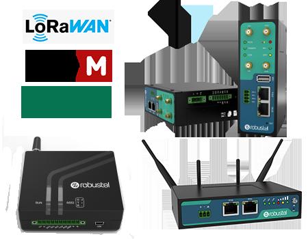 LoRaWAN and LPWAN solutions