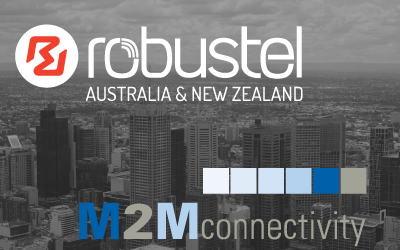 Robustel ANZ sign new reseller agreement with M2M Connectivity to bring 5G IoT technology to the Australian market.